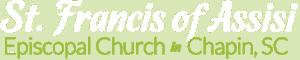 St Francis Logo white 1x