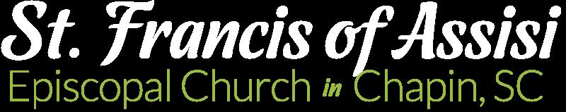 St Francis Logo white 2x